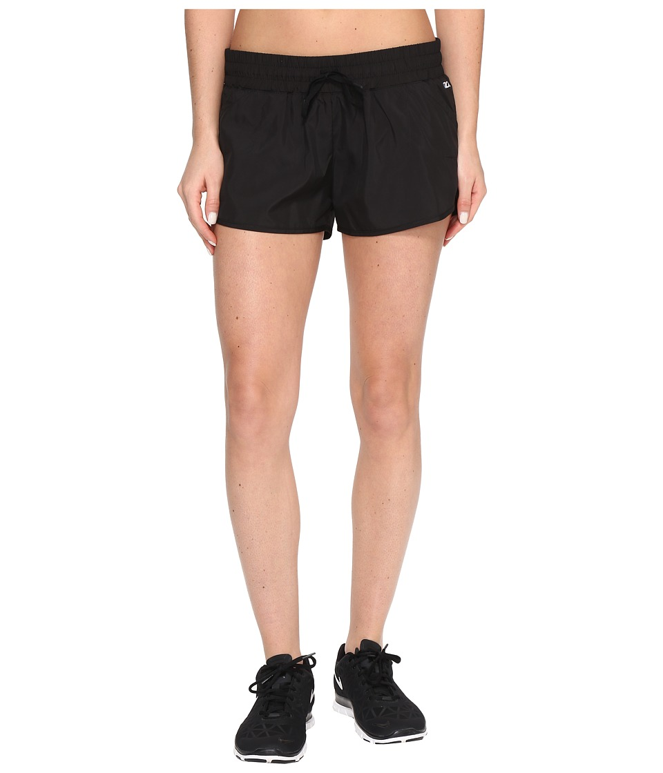 Lorna Jane - Basic Run Shorts (Black) Women's Shorts