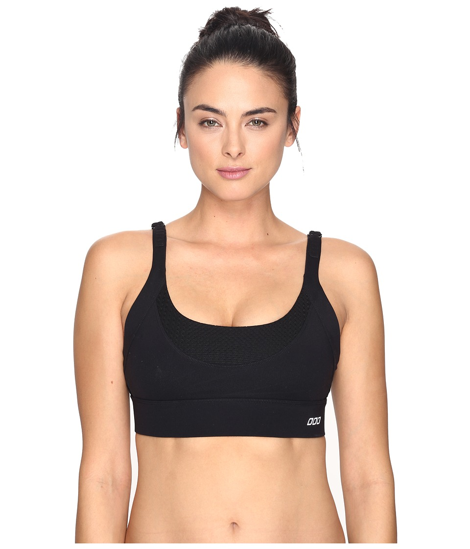 Lorna Jane - High Intensity Sports Bra (Black) Women's Bra