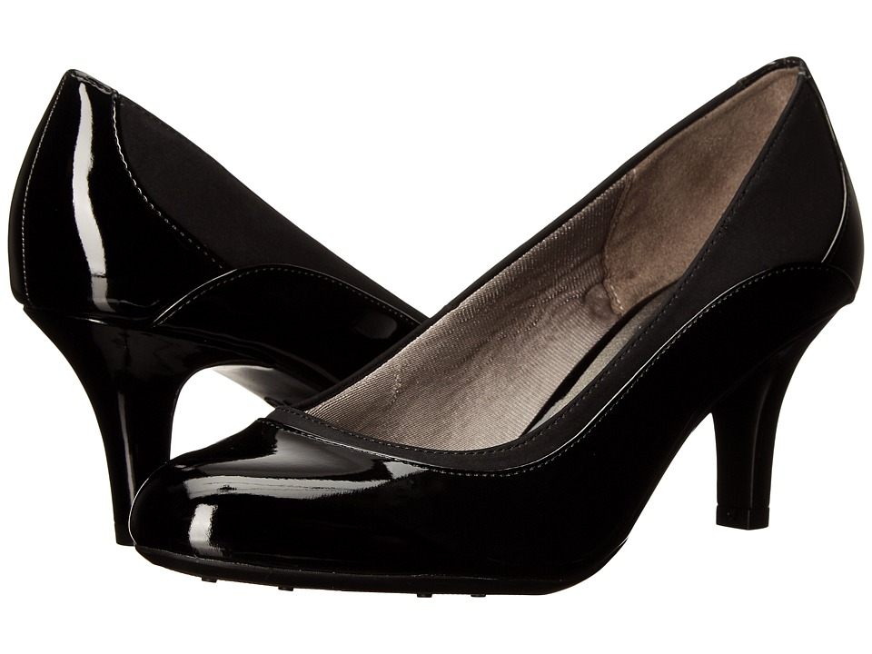 LifeStride - Pasha (Black) Women's Shoes
