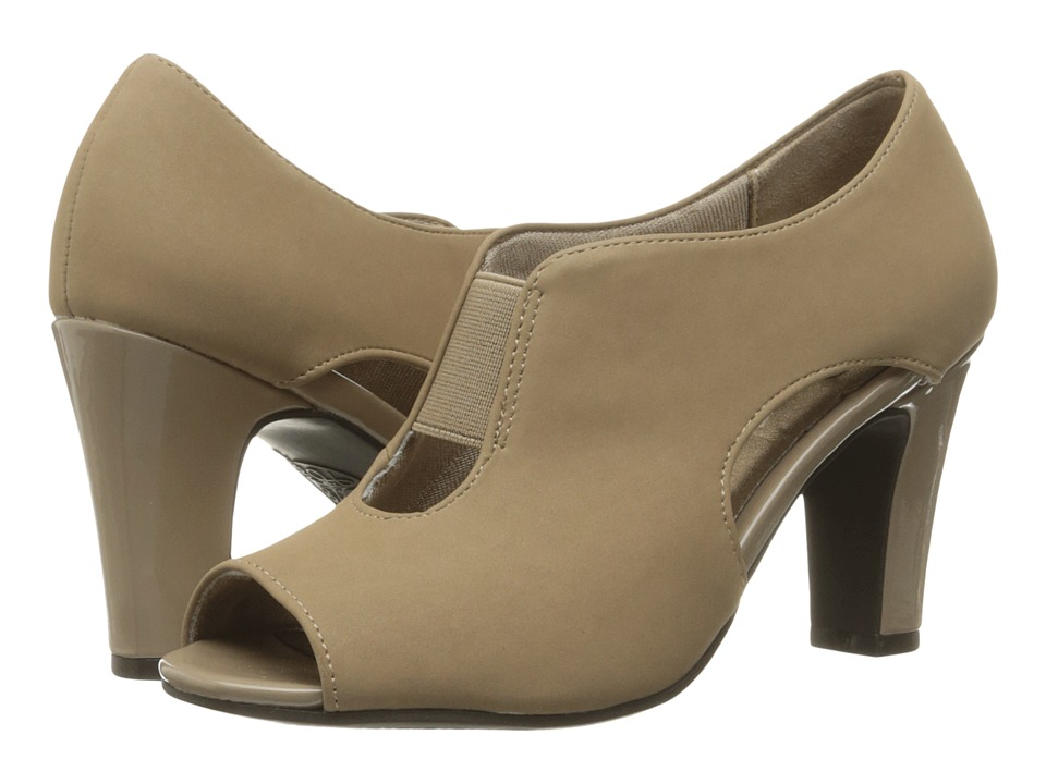 LifeStride - Carla (Stone) Women's Shoes