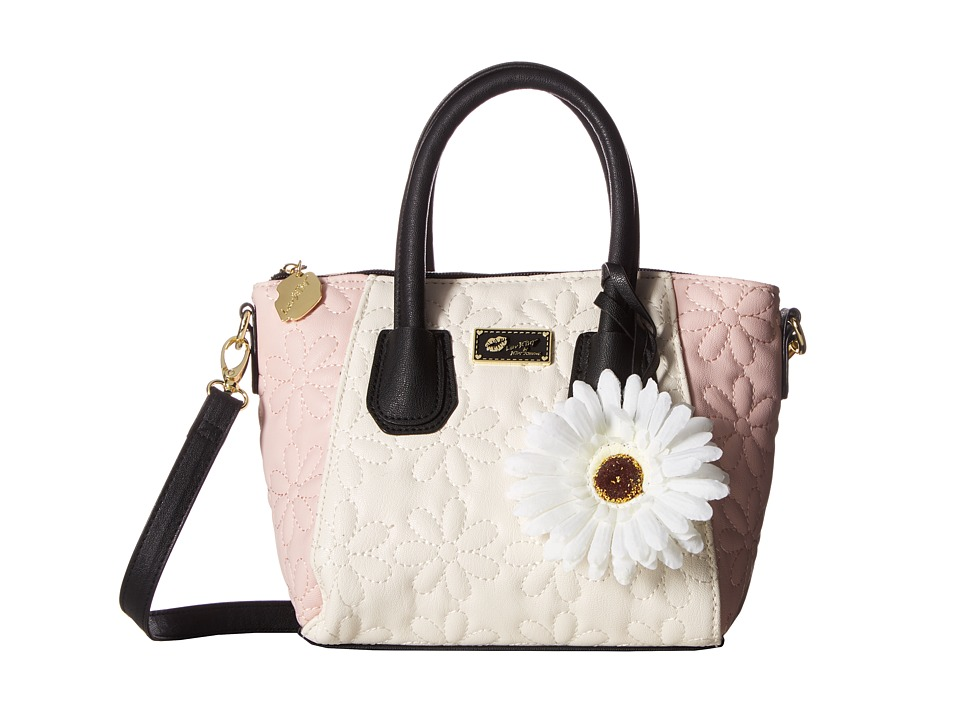 Luv Betsey - Giyaa Mini Satchel (Blush) Satchel Handbags