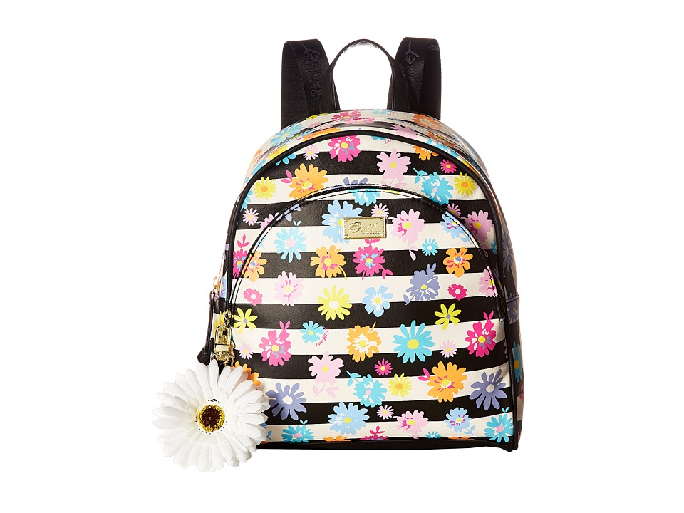Luv Betsey - Bublez Quilted PVC Backpack (Multi) Backpack Bags
