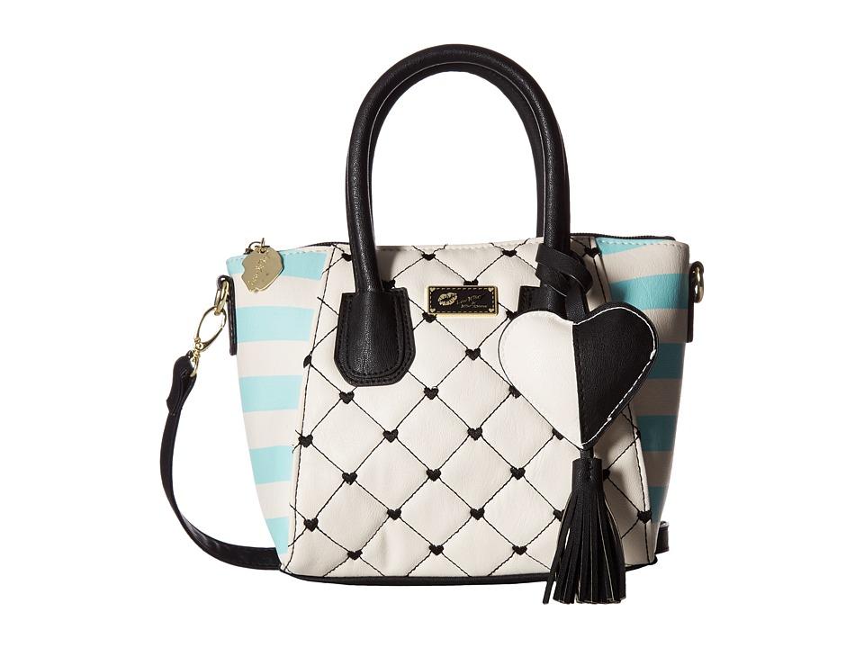 Luv Betsey - Giyaa Mini Satchel (Mint) Satchel Handbags