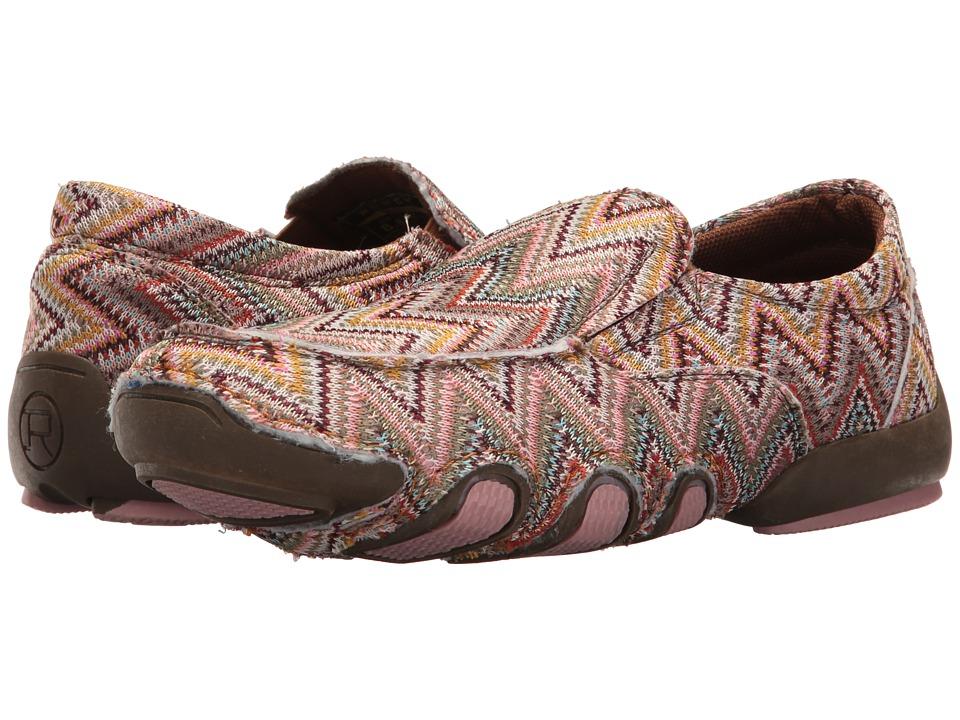 Roper - Liza (Brown/Tan) Women's Shoes