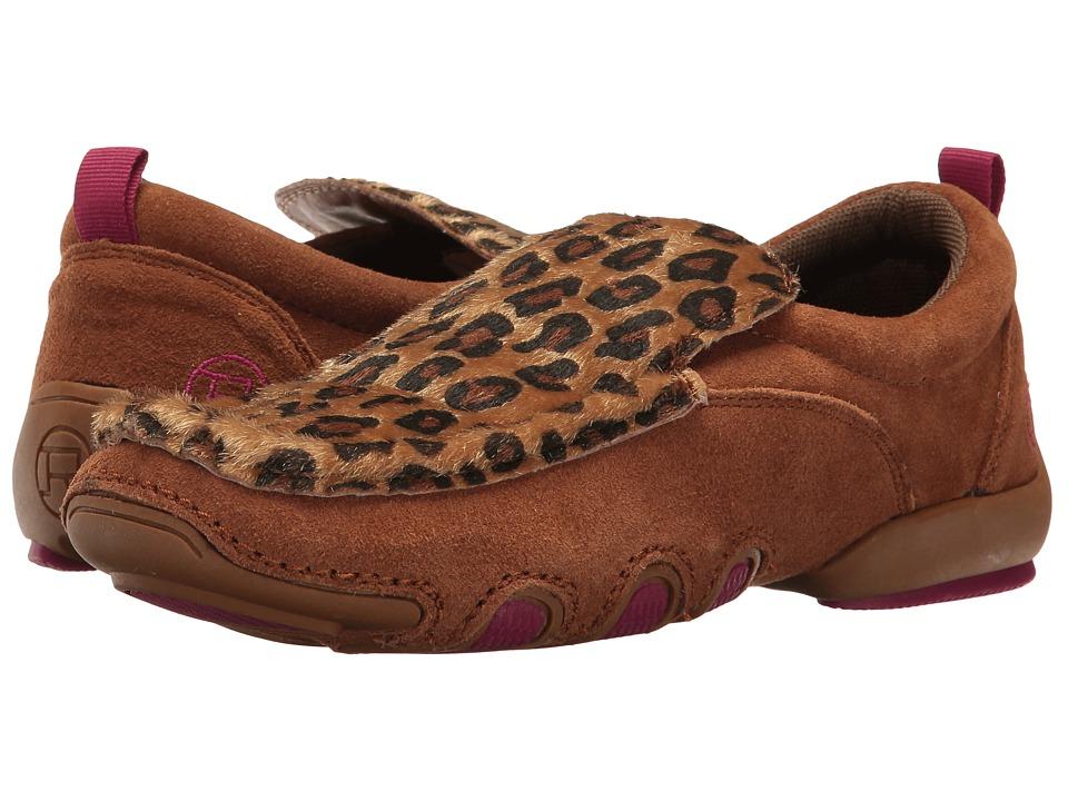 Roper - Bailey (Leopard/Tan) Women's Shoes