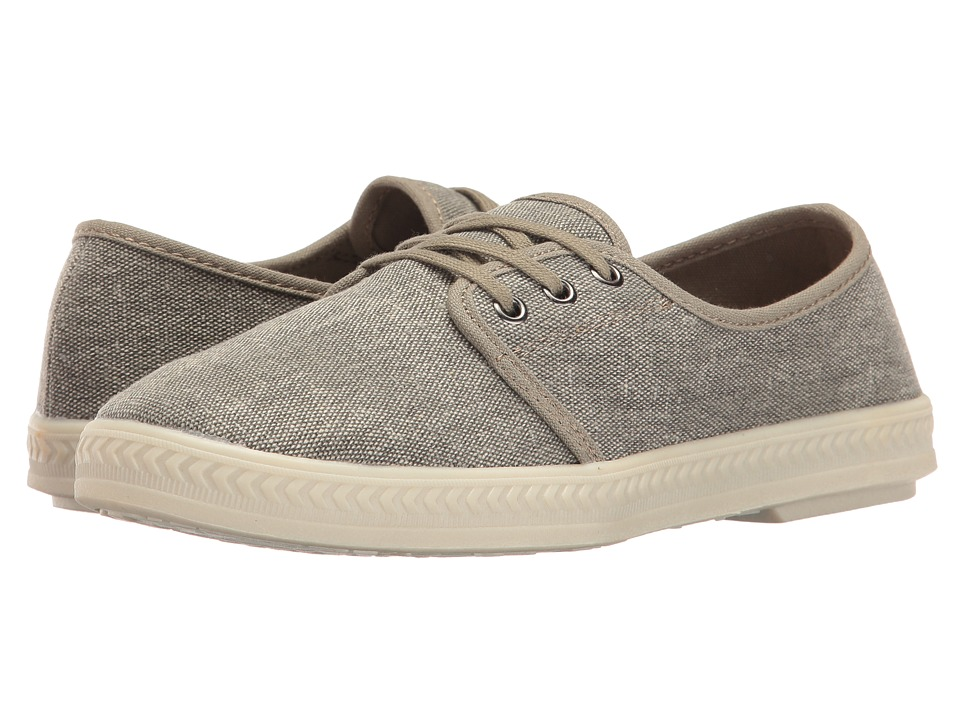 Rocket Dog - Daines (Grey Breen) Women's Lace up casual Shoes