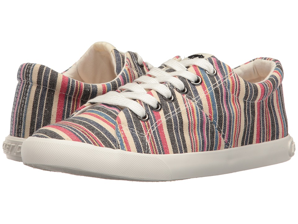 Rocket Dog - Campo (Natural Multi Roads) Women's Lace up casual Shoes