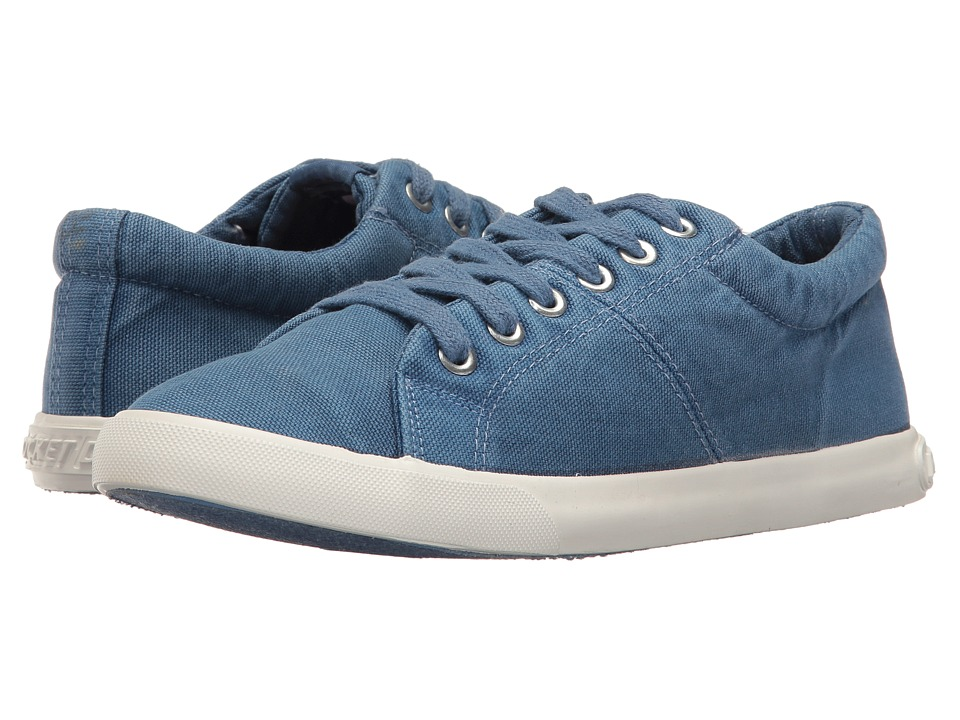 Rocket Dog - Campo (Blue Beach Canvas) Women's Lace up casual Shoes