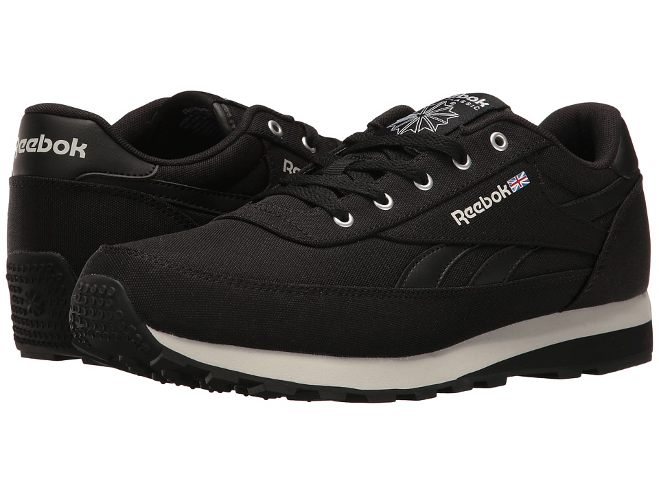 Reebok - Classic Renaissance TXT (Black/Steel/Gravel) Men's Shoes