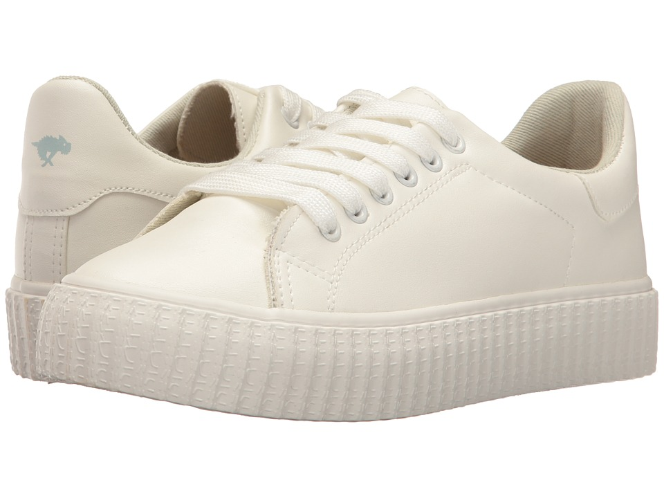Rocket Dog - General (White Cadet) Women's Lace up casual Shoes