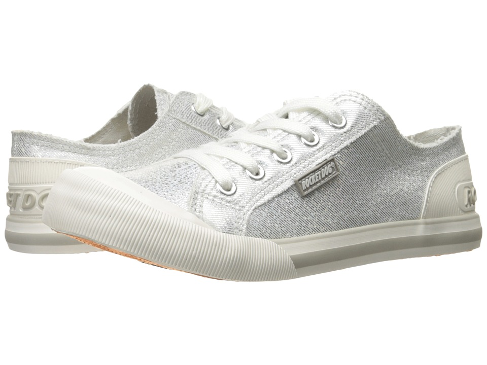 Rocket Dog - Jazzin (Silver Space Travel) Women's Lace up casual Shoes