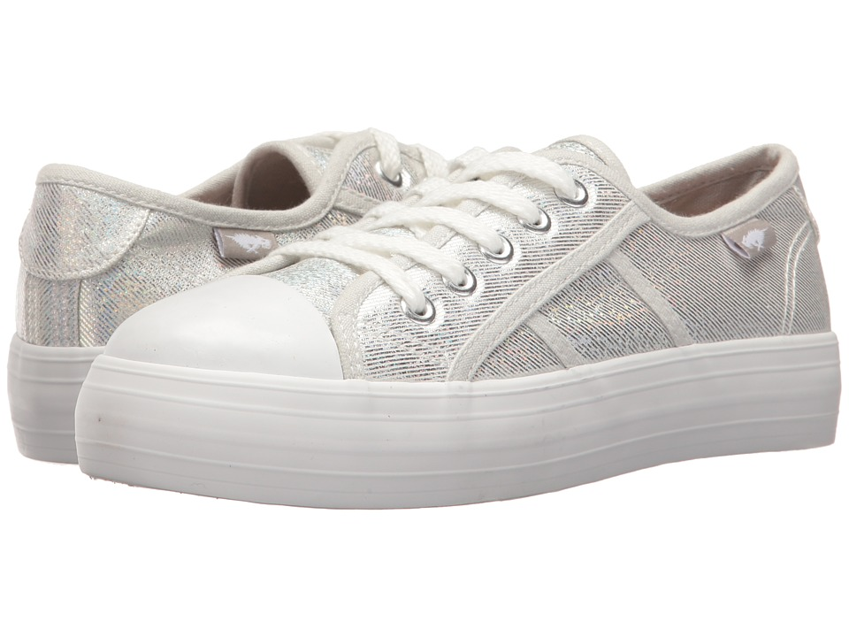 Rocket Dog - Magic (Silver Space Travel) Women's Lace up casual Shoes