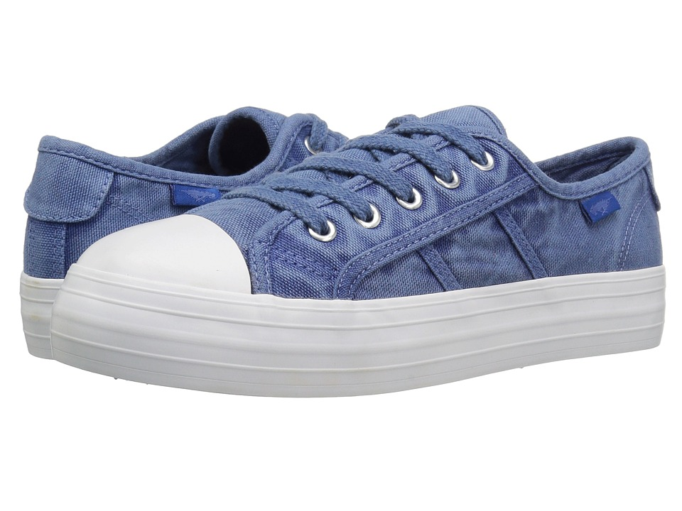 Rocket Dog - Magic (Blue Beach Canvas) Women's Lace up casual Shoes