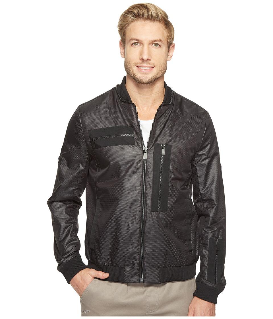 Calvin Klein - Utility Jacket (Black) Men's Coat