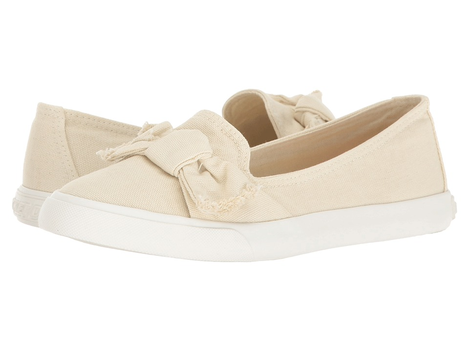Rocket Dog - Clarita (Vanilla Beach Canvas) Women's Slip on Shoes