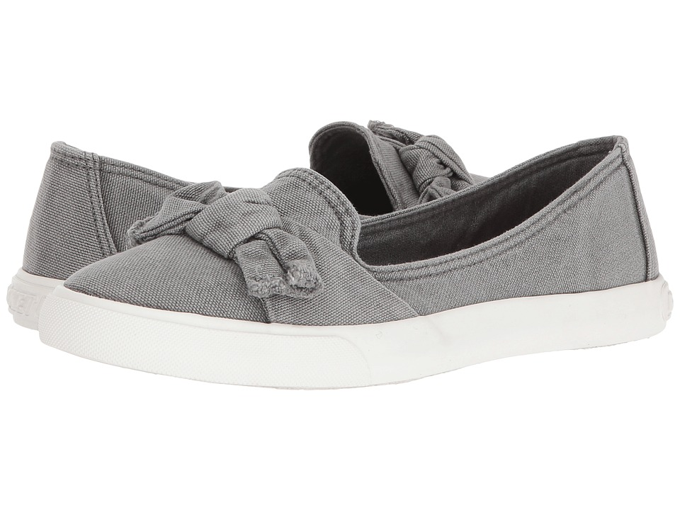 Rocket Dog - Clarita (Grey Beach Canvas) Women's Slip on Shoes