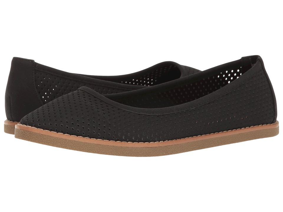 Rocket Dog - Kaira (Black Francois) Women's Slip on Shoes