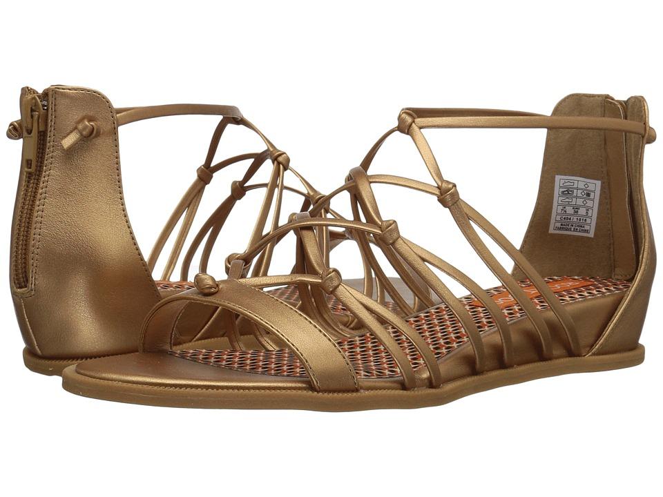 Rocket Dog - Somma (Copper Smooth) Women's Sandals