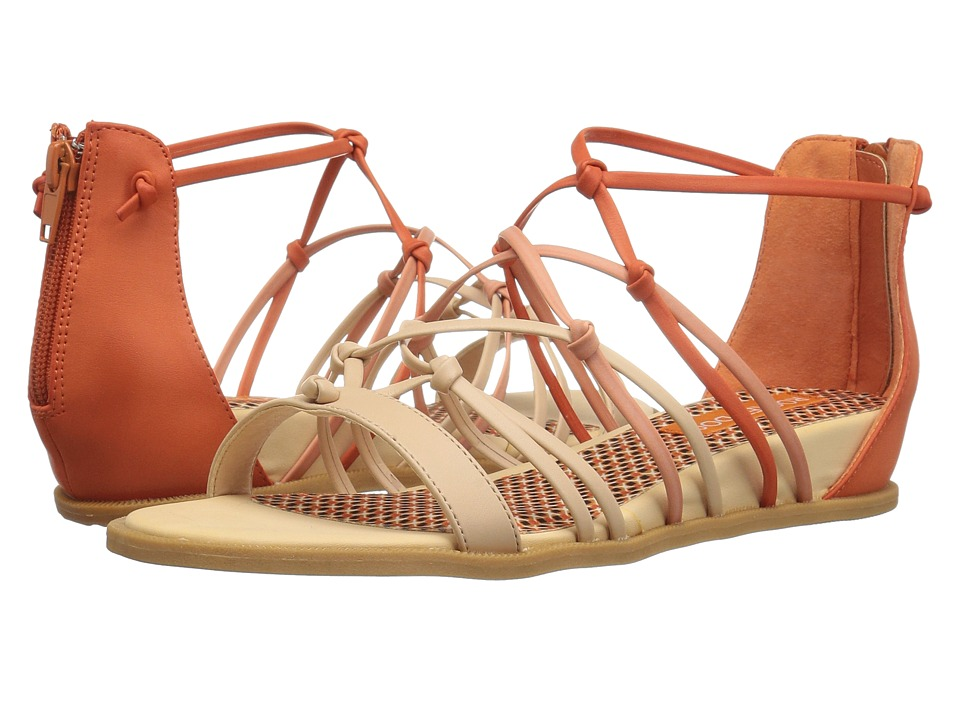 Rocket Dog - Somma (Orange Ombre Cadet) Women's Sandals