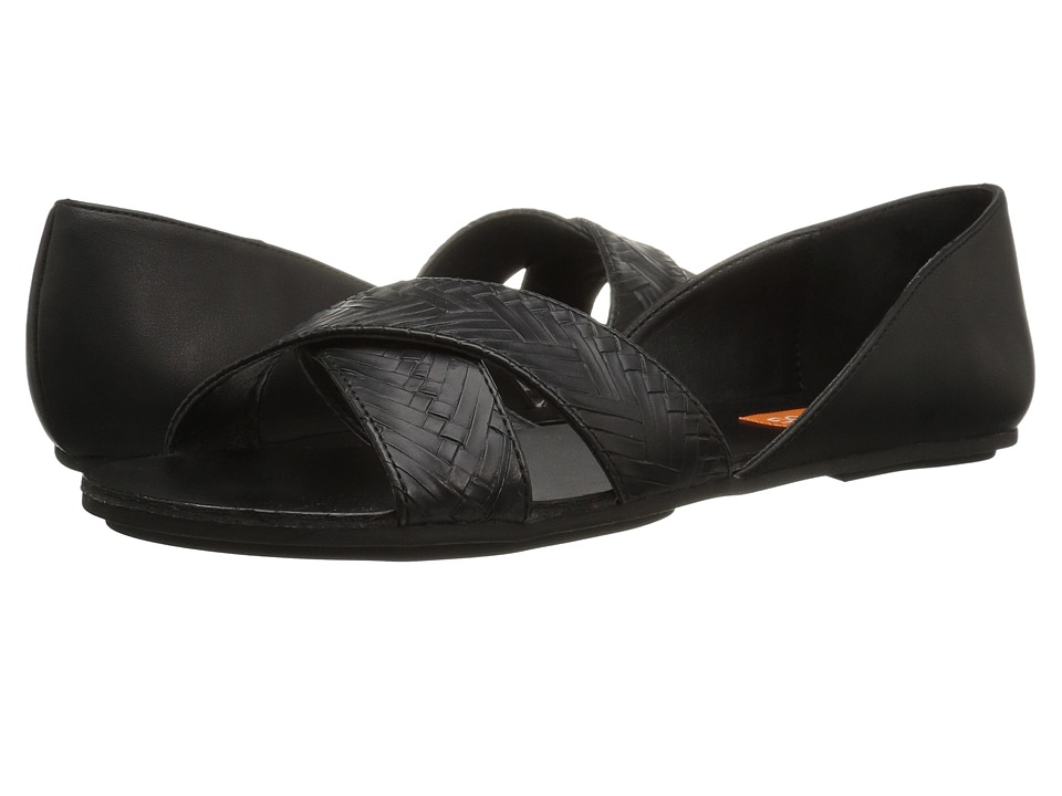 Rocket Dog - Jenkins (Black Colima/Smooth) Women's Sandals
