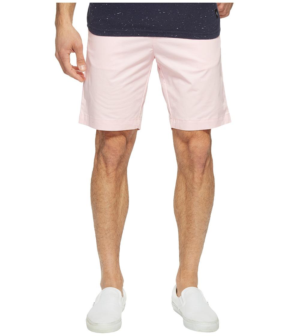 Calvin Klein - Twill Walking Shorts (Baby Pink) Men's Shorts