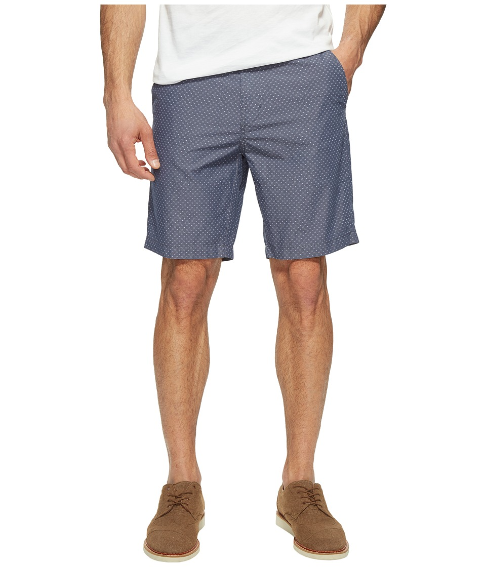 Calvin Klein Jeans Geo Chambray 9 Shorts (Insignia Blue) Men