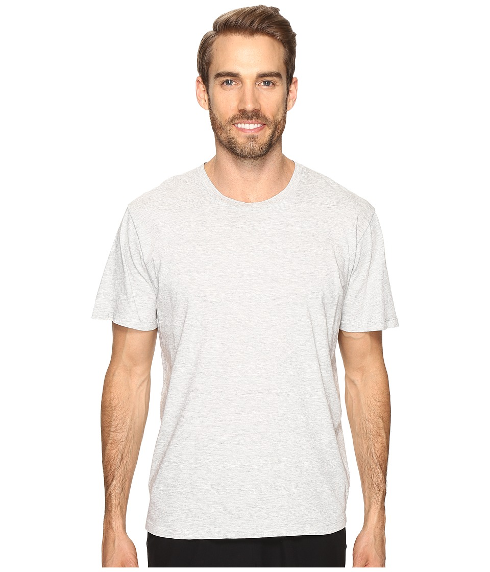 Brooks - Statement T-Shirt (Heather Grey) Men's T Shirt