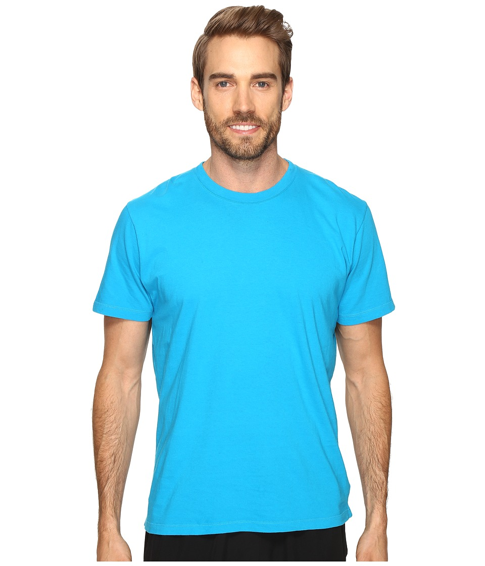 Brooks - Statement T-Shirt (Atlantic) Men's T Shirt