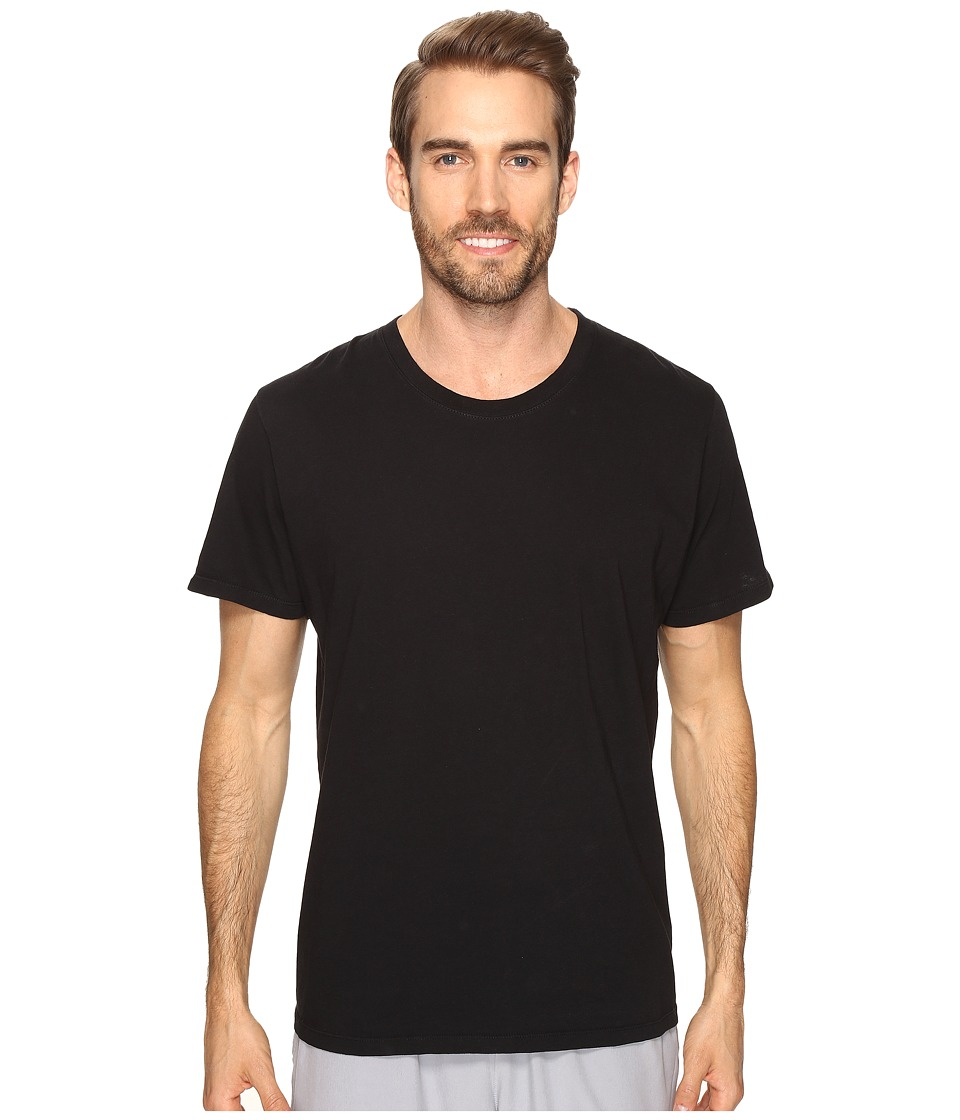 Brooks - Statement T-Shirt (Black) Men's T Shirt
