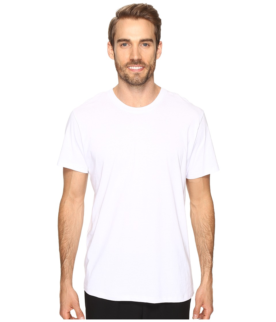Brooks - Statement T-Shirt (White) Men's T Shirt