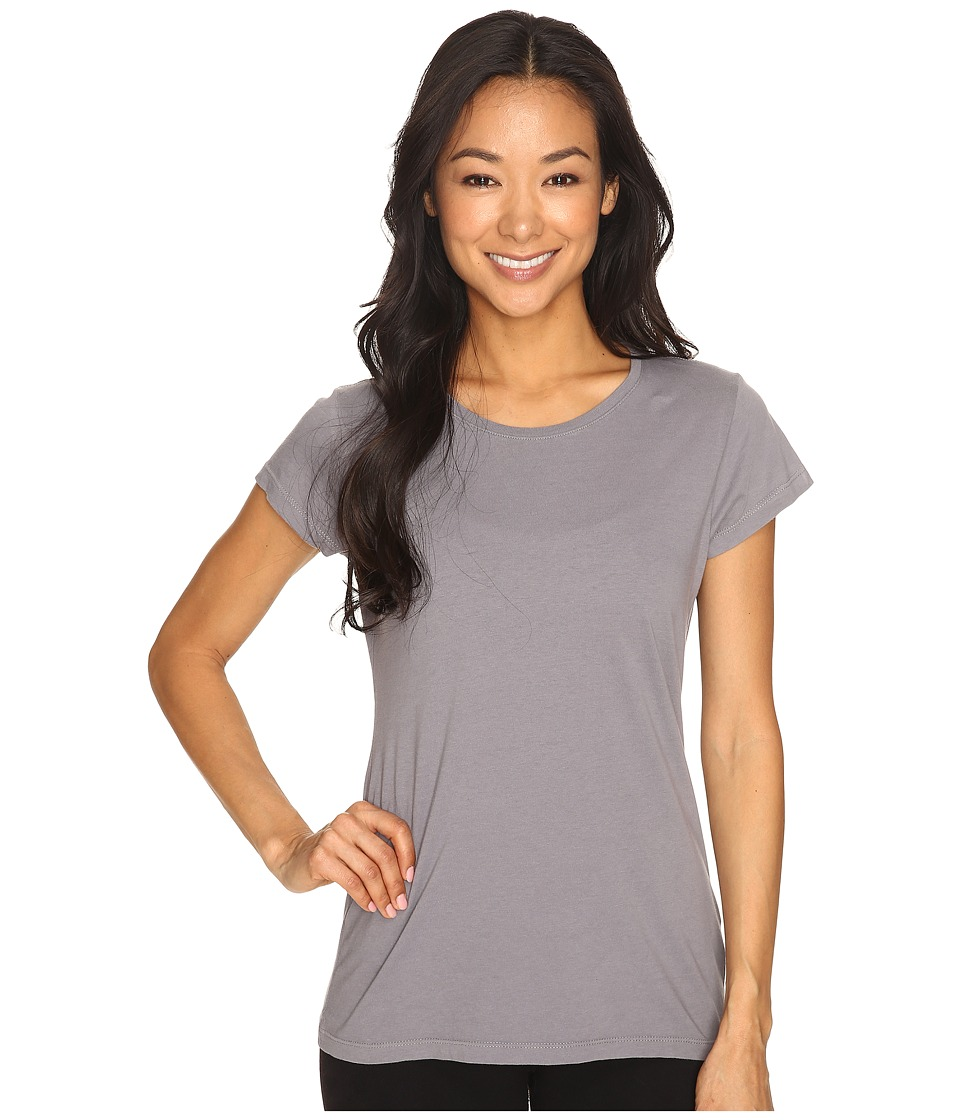 Brooks Statement T-Shirt (Dark/Charcoal) Women