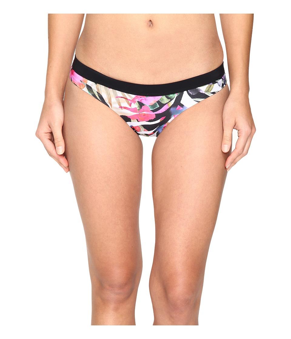 Nicole Miller La Plage by Nicole Miller Chrissy Bikini Bottom (Multi) Women