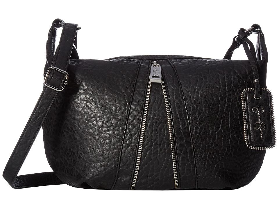 Jessica Simpson - Astor Crossbody (Black) Cross Body Handbags