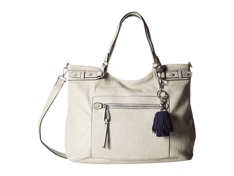 Jessica Simpson - Miley Tote (Cloud Grey) Tote Handbags