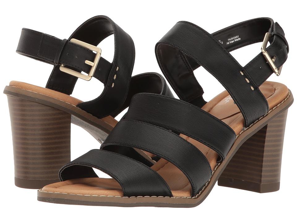 Dr. Scholl's - Parkway (Black) Women's Shoes