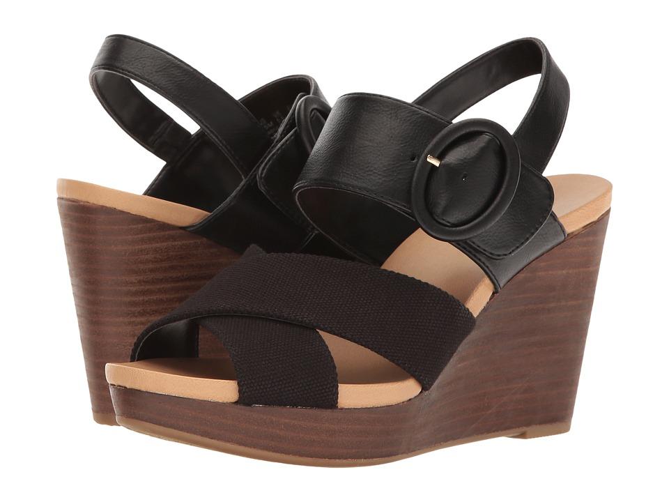 Dr. Scholl's - Modest (Black) Women's Shoes