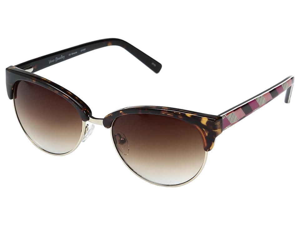 Vera Bradley - Miranda (Bohemian Chevron) Fashion Sunglasses