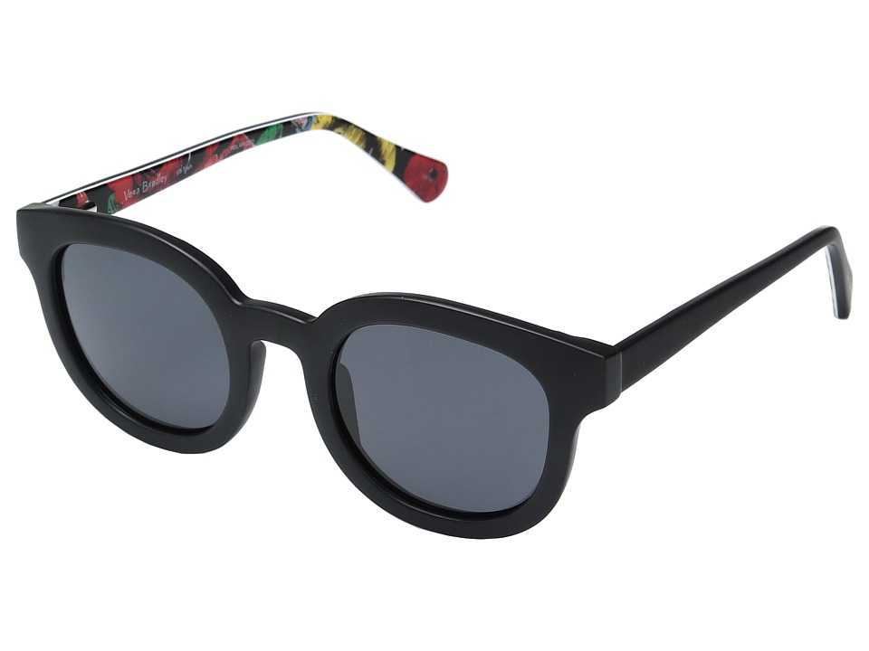 Vera Bradley - Trish (Havana Rose) Fashion Sunglasses