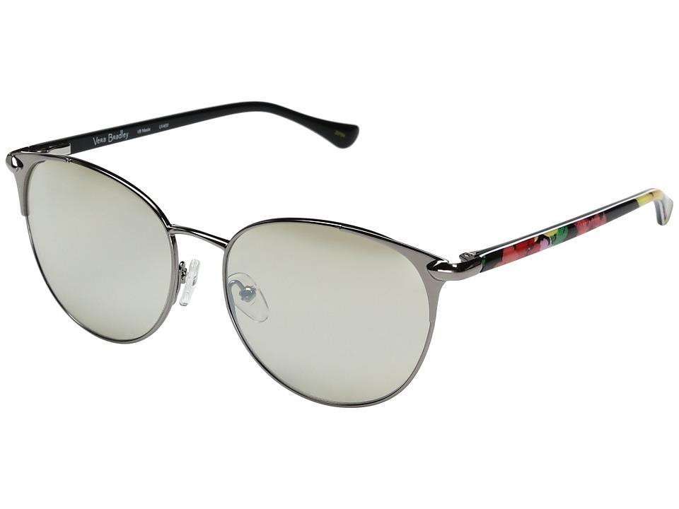 Vera Bradley - Masie (Havana Rose) Fashion Sunglasses