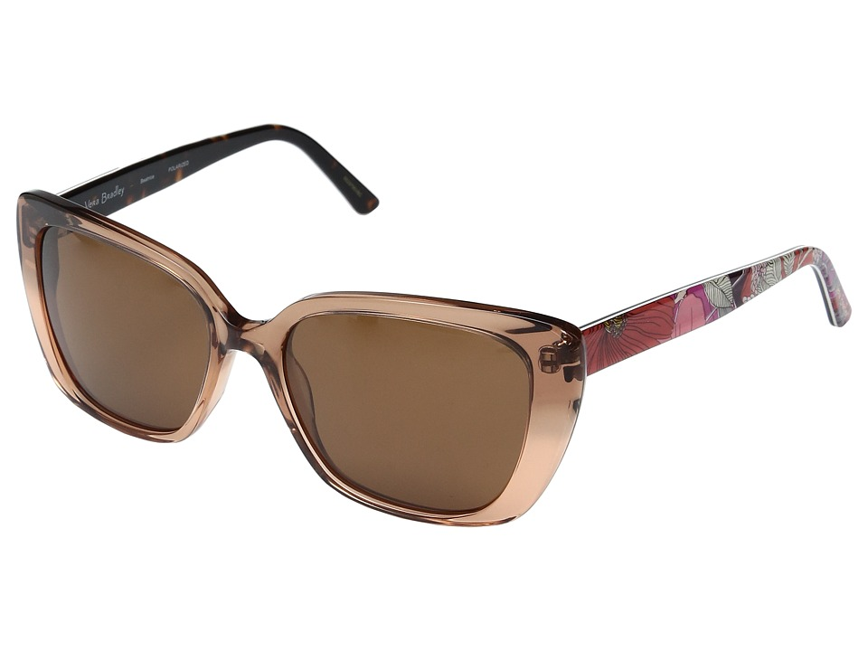 Vera Bradley - Beatrice (Bohemian Blooms) Fashion Sunglasses