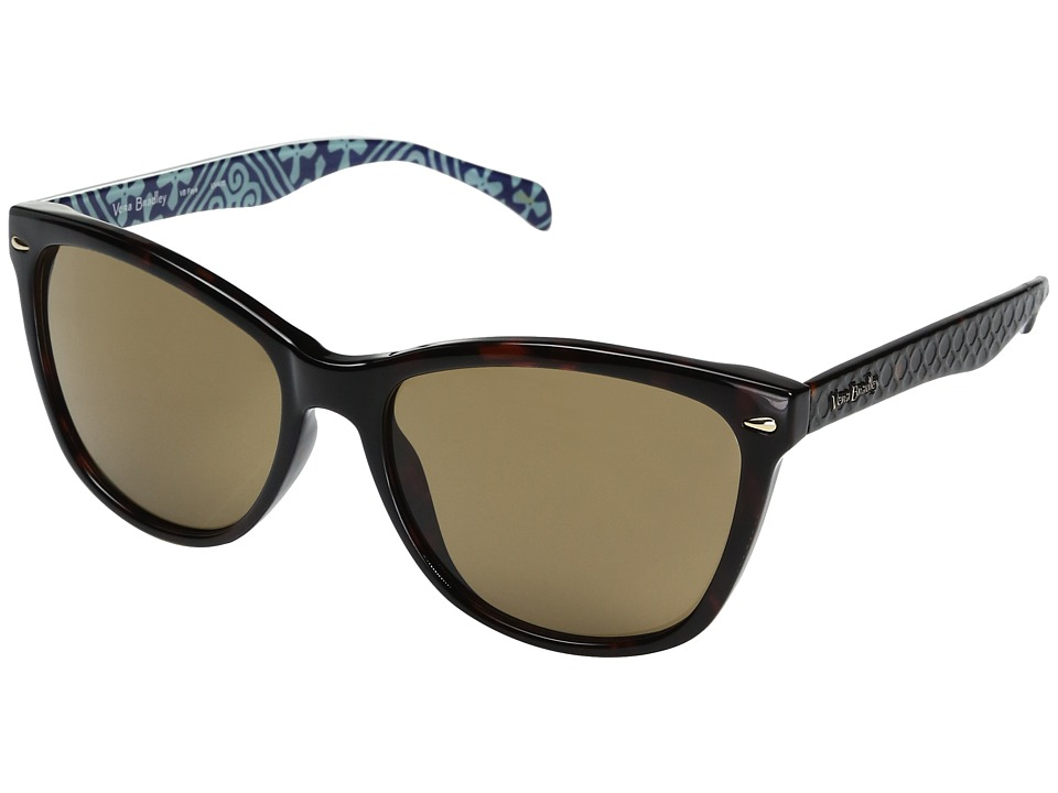 Vera Bradley - Faye (Cuban Tiles) Fashion Sunglasses