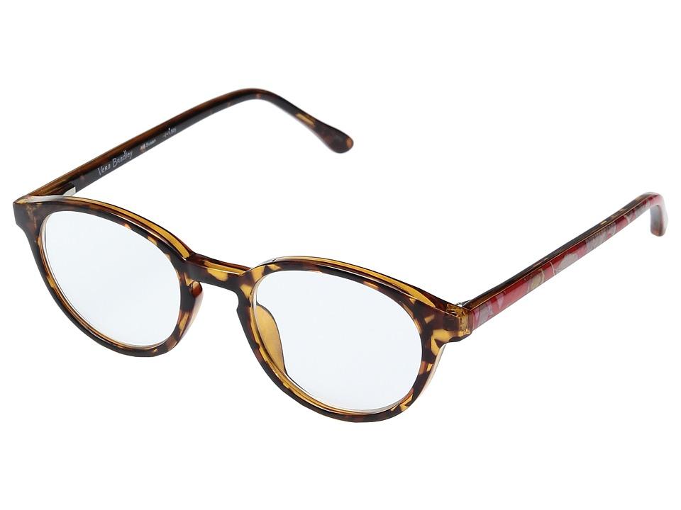 Vera Bradley - Susan (Bohemian Blooms) Reading Glasses Sunglasses