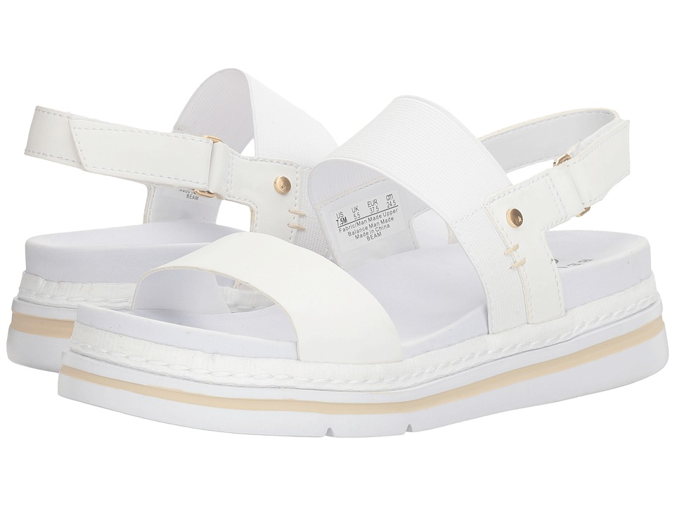Dr. Scholl's - Beam (White) Women's Shoes