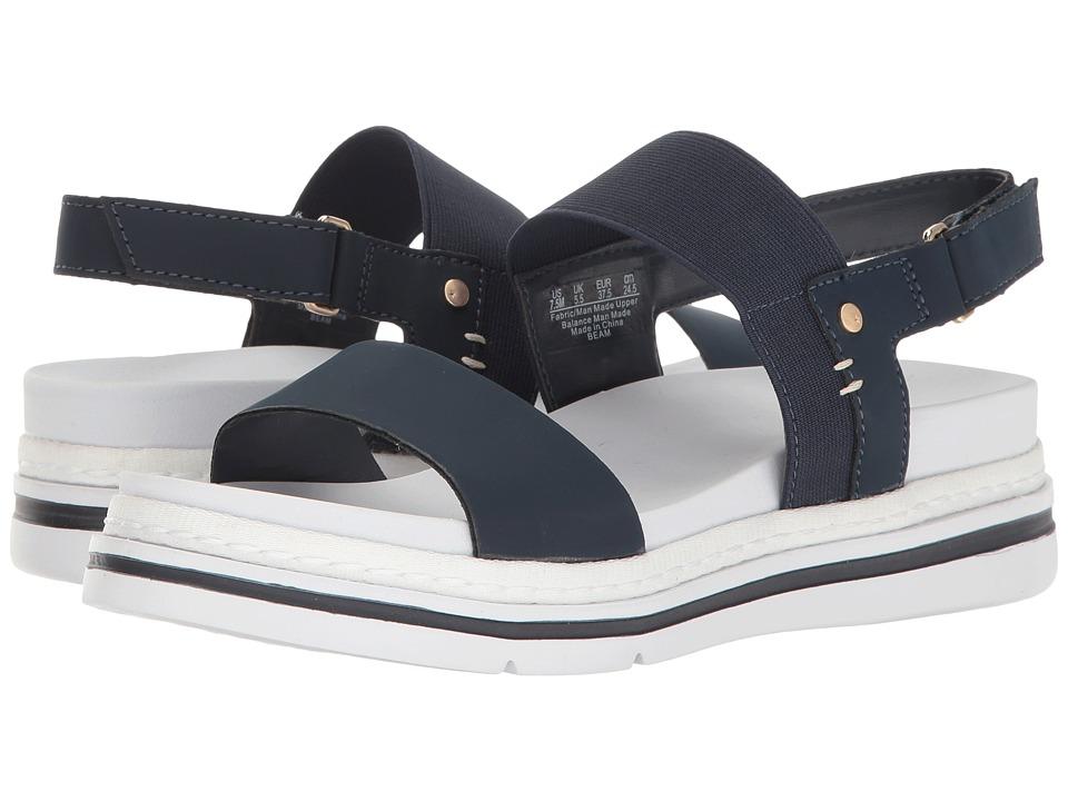Dr. Scholl's - Beam (Navy) Women's Shoes