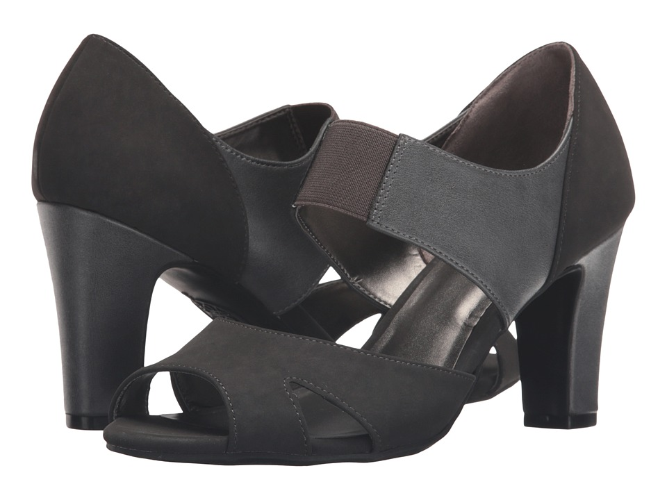 LifeStride - Cielo (Dark Grey) Women's Shoes
