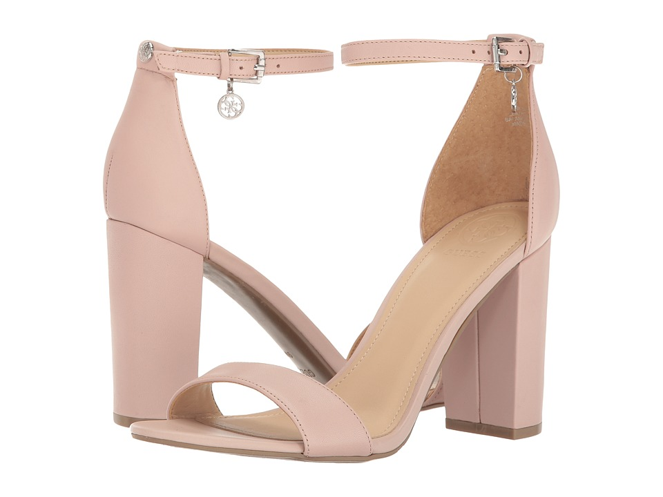 GUESS - Bamboo (Blush) Women's Shoes