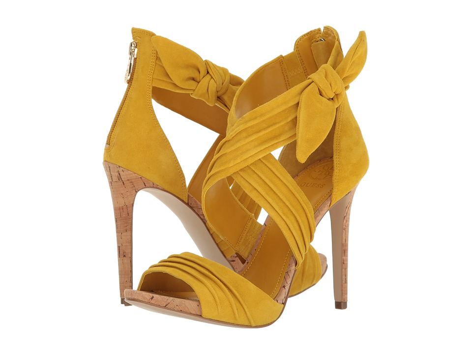 GUESS - Azali (Yellow) High Heels