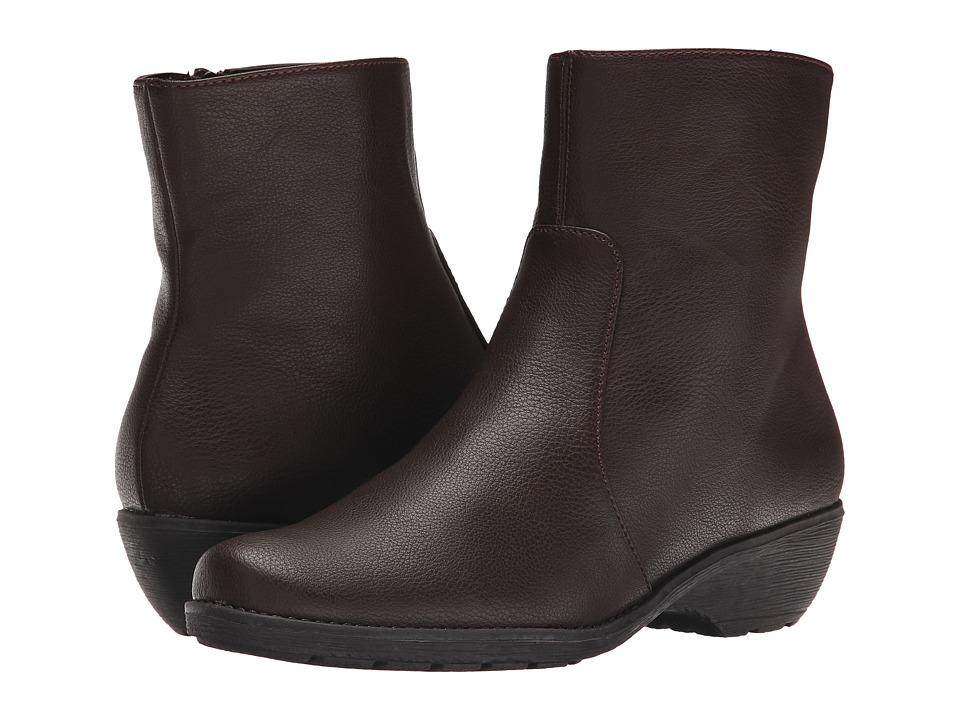 A2 by Aerosoles - Speartint (Brown) Women's Zip Boots