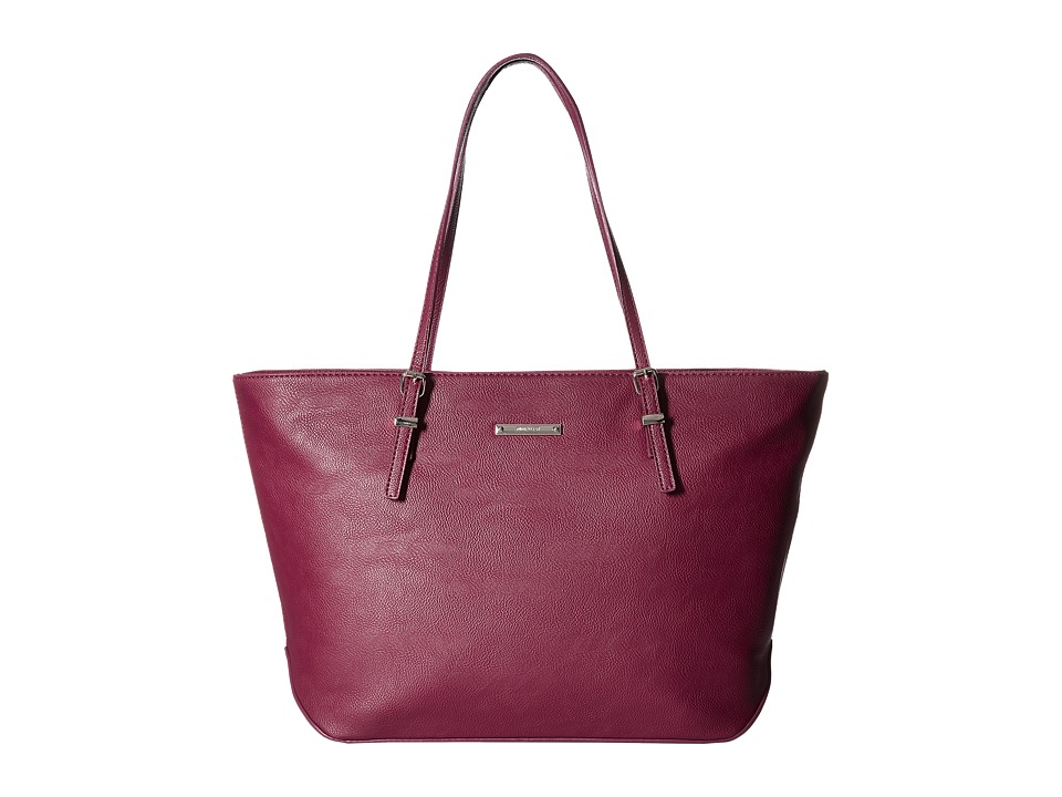 Nine West - It Girl Tote (Crimson) Tote Handbags