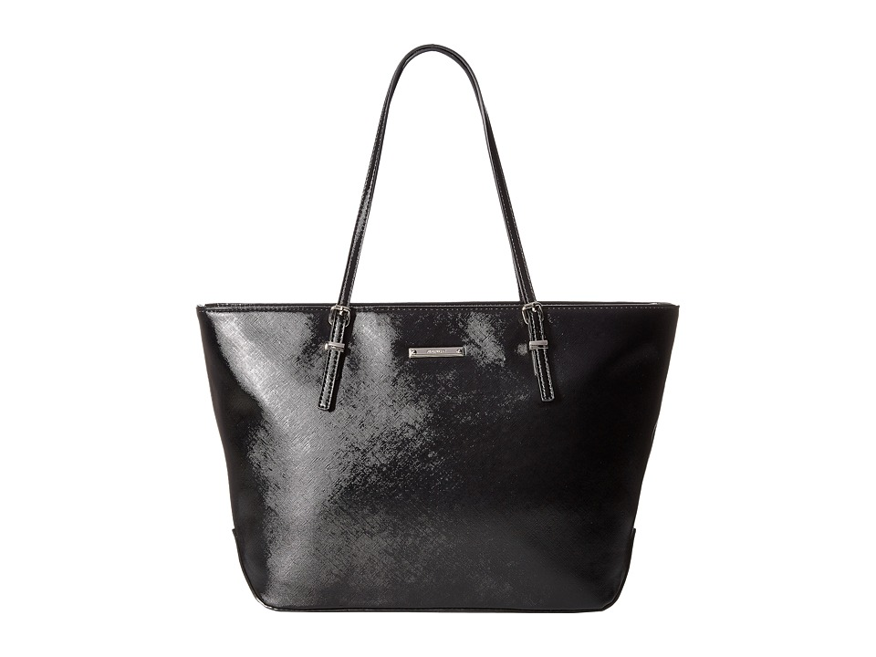 Nine West - It Girl Tote (Black) Tote Handbags
